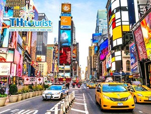 DU LỊCH MỸ: NEW YORK – PHILADENPHIA – WASHINGTON D.C-LAS VEGAS-LOS ANGELES-UNIVERSAL STUDIO
